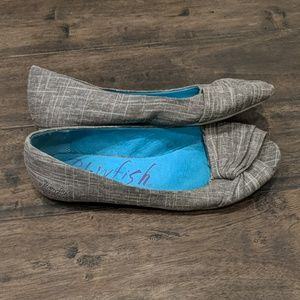 Blowfish flats - gently used - Size 8.5
